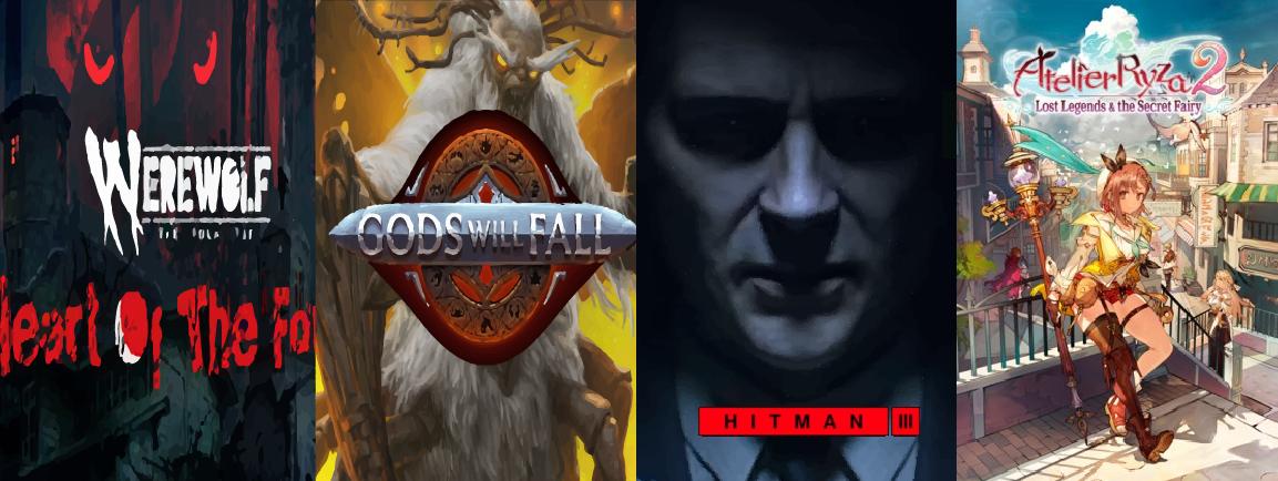 Videojuegos enero 2021