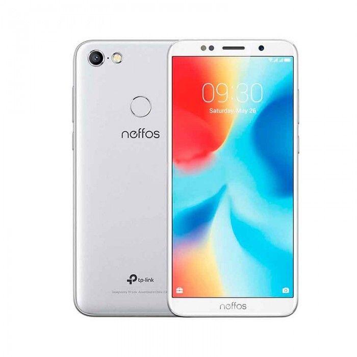 Celular Neffos C9A Silver