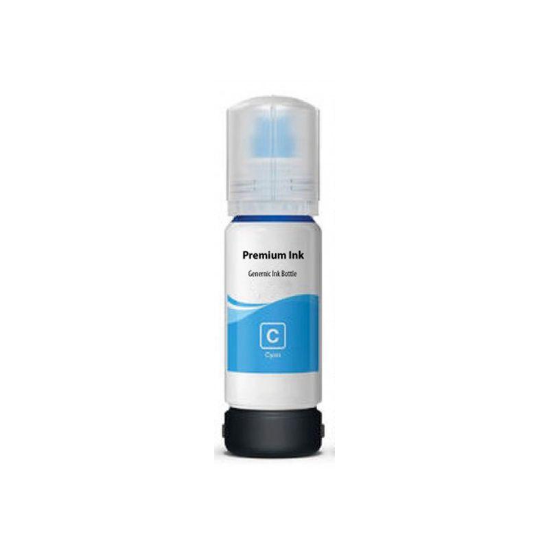 Botella De Tinta Premium 544 Cyan Genérico