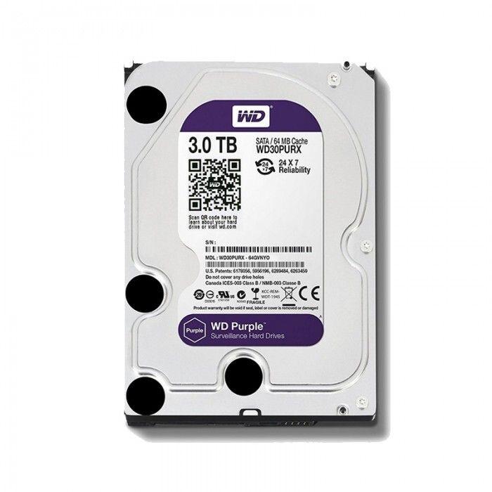 Disco Duro Western Digital Purple 3TB