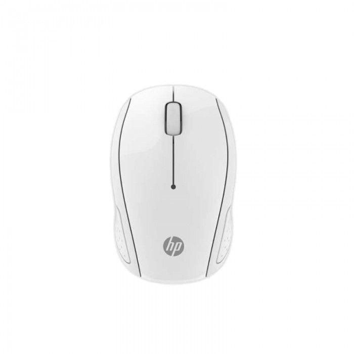 Mouse HP 200 Inalámbrico Blanco