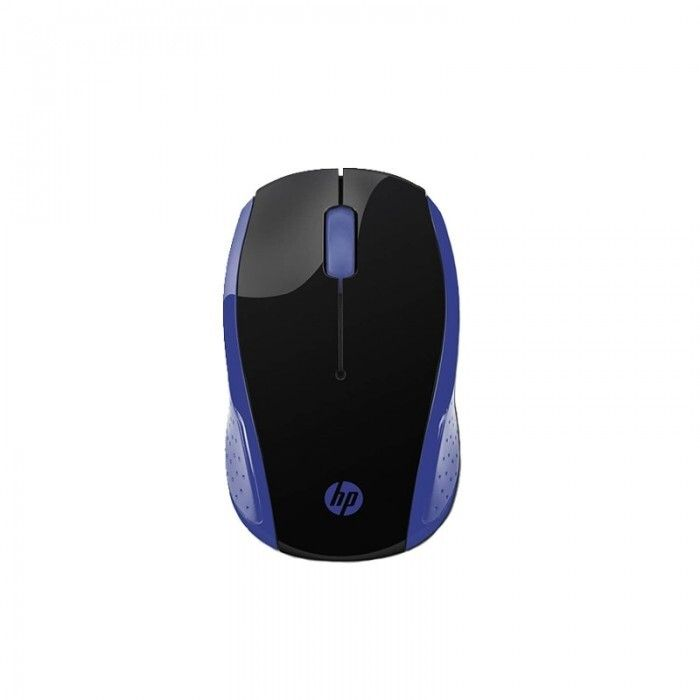 Mouse HP 200 Inalámbrico Azul