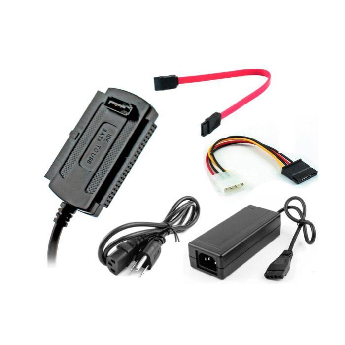 Convertidor IDE SATA a USB 2.0