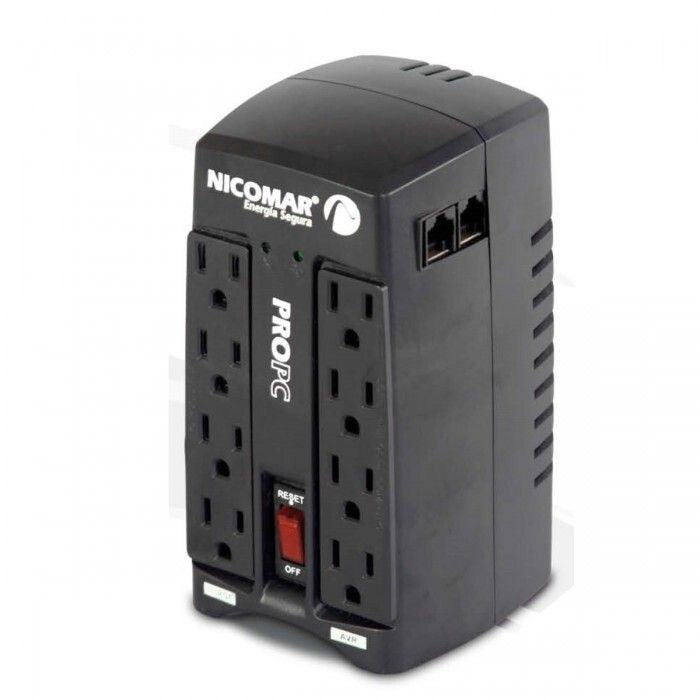 Regulador Nicomar PRO PC 1000