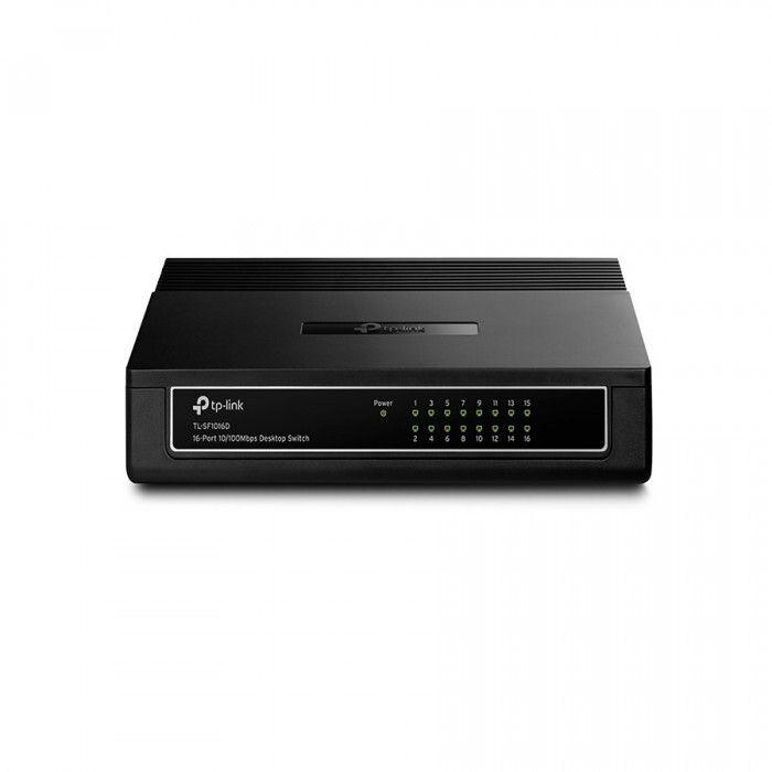 Switch TP Link TL-SF1016D (16 Puertos)