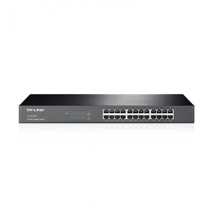 Switch TP Link TL-SG1024 (24 Puertos)