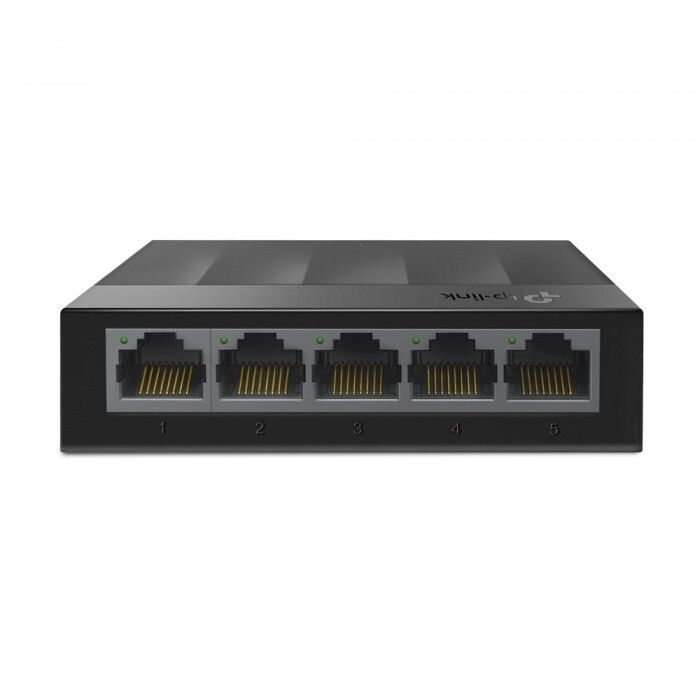 Switch TP Link LS1005G (5 Puertos) Gigabit