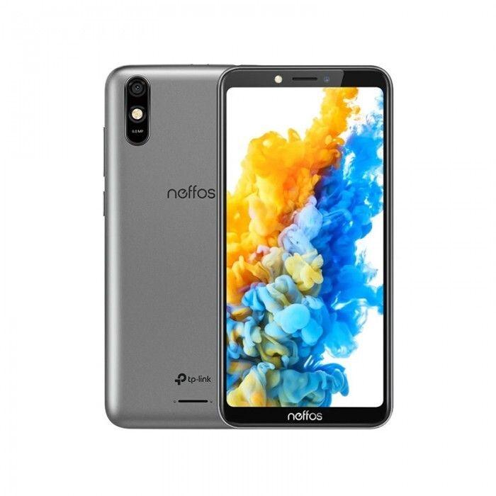 Celular Neffos C7s Lite Gris
