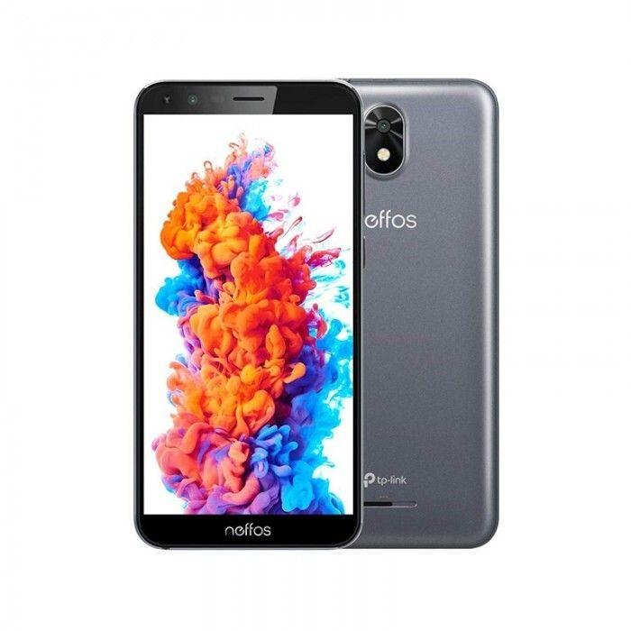 Celular Neffos C5 Plus Grey