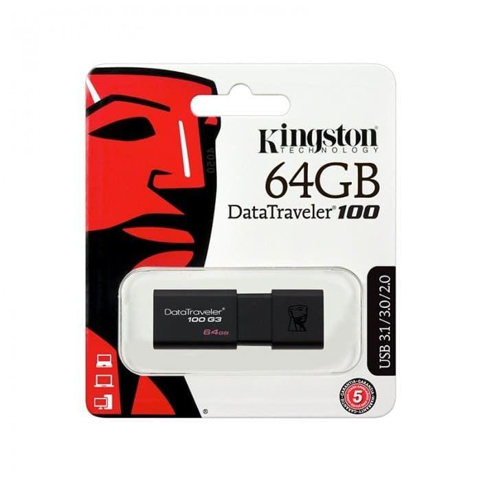 USB Kingston DT100 64GB 3.0